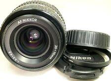 Nikon 35-70mm f3.3-4.5 AF auto focus Lens Zoom-NIKKOR Japan