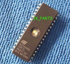 10pcs M27C4001-10F1 M27C4001 DIP-32 EPROMs ST