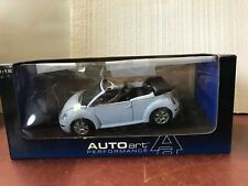 !!!! DIE CAST COLLECTIBLE AUTO ARTS PERF.  VOLKSWAGEN NEW  BEETLE 1:18 !!! *A001