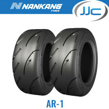 2 x Nankang 205 45 16 87W XL AR-1 Semi Slick Track Day Competition Tyres