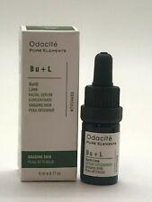 Odacité Bu+L Sagging Skin Facial Serum Concentrate, 0.17 OZ (NIB)