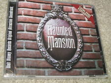 The Haunted Mansion Cd Music Disney Nip Theme Park Exclusive Oop
