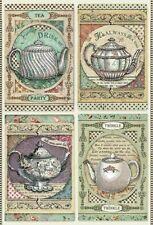 Rice Decoupage Paper / Decoupage Sheets  / Scrapbooking / Party Tea