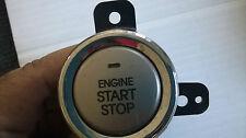2011 HYUNDAI GENESIS 4D 4.6 PUSH BUTTON START ENGINE SWITCH w/smart key holder