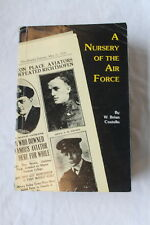 WW1 RFC Canadian British A Nursery of the Air Reference Book