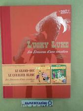 LUCKY LUKE EL GRAN DUQUE/EL CABALLERO DE LA BLANCO/POSAVASOS CREACIÓN/MORRIS /BD