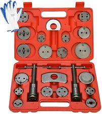 22 Piezas Pinza de freno de disco Universal Kit de herramienta de espalda del Viento Pistón Pad Para Coche Camión