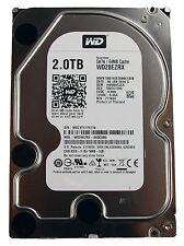 """WD 2TB WD20EZRX Caviar Green interne 2 TB Festplatte 3,5"""" SATA III 64MB"""