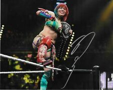 Autographed Asuka signed WWE 8x10 Photo 3 Original