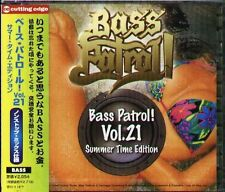 BASS PATROL! VOL.21 - Japan CD - NEW Debonaire Sub-Manic Gucci the Latin Thug