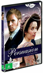 NEW Persuasion DVD Free Shipping