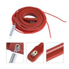 80W 220V Heater Strip Pipe Water Pump Wine Beer Brew Fermentation Heating Belt