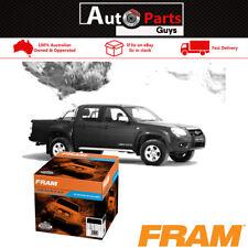 Fram 4WD Filter Service Kit FSA41 MAZDA BT-50 UN 2.5L 3.0L Same as Ryco RSK7