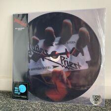 Judas Priest: British Steel Record Store Day 2020 x2 Picture Disc Vinyl. NM