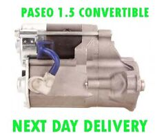 TOYOTA PASEO 1.5 CONVERTIBLE 1996 1997 1998 1999 NEW RMFD STARTER MOTOR