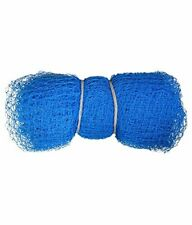 Netco Power Ip049 60 ft x 10 ft Nylon Cricket Practice net (Blue) Pack of 1 Us