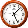 High Quality Wall Clock - PERFECT - Silent Sweep , Arabic Numerals