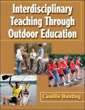 Interdisciplinary Teaching Through Outdoor Education, Bunting, Camille, Good Boo