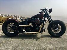 harley-davidson softail heritage bobber 1340 evo carburetor model