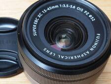 Fujifilm FUJINON XC 15-45mm f/3, 5-5,6 OIS Obiettivo PZ-NERO da Set NUOVO!