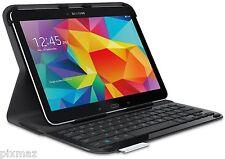 """Logitech Ultrathin Black Keyboard Folio Case for Samsung Galaxy Tab 4 10.1"""""""