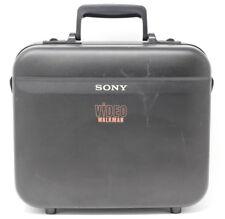 Japanese SONY GV-500 8mm Video Walkman Hi8 Player Recorder w/ Case
