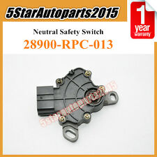 Neutral Safety Switch for Honda Accord Civic CR-V Acura ILX RSX TSX 28900RPC013