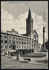 AA2959 Piacenza - Città - Piazza del Duomo - Animata
