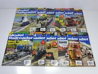 Model Railroader Magazine 2011 12 Issues READ