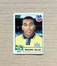 "FIGURINE PANINI ""USA '94"" - N°101  MAURO SILVA - BRASILE - NUOVA - NEW STICKER"