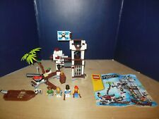 LEGO Pirates 70412 Soldiers Fort Retired Complete Manual Mini Figures