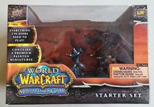 World of Warcraft Miniature - 2 player starter set - New