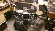 Pearl Schlagzeug Big Rock komplett mit Becken+ Hardware Hammer Sound ! !