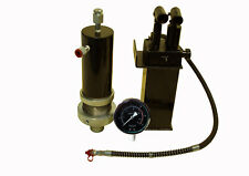20 T Ton Tonne Hydraulic Press Replacement Pump Ram & Gycerin Gauge AA