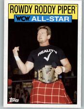 2016 WWE Heritage NWO/WCW All Star #23 Rowdy Roddy Piper