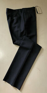 NWT $435 Burberry London Mens Dress Pants Black 36 US ( 52 Eur )