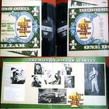 "King ELVIS Presley ""THE 1 MILLION $ QUARTET""! Lewis Cash Perkins! EU 2LP Gospel!"