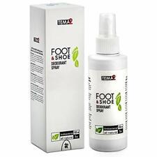 Antibacterial Shoe Deodorizer And Foot Odor Eliminator Spray - Strong Feet