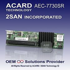 ACARD AEC-7730SR LVD SCSI-to-SATA Bridge Adapter (for RDX-drive)
