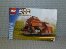 LEGO® Star Wars Bauanleitung 4491 Trade Federation MTT - Mini instruction B2814
