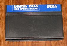 Game Box Serie Esportes (Sega Master System) Brazil, Tec Toy Tectoy 3 in 1