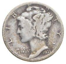 Better 1931-D - US Mercury 90% Silver Dime Coin Collection Lot Set Break *039