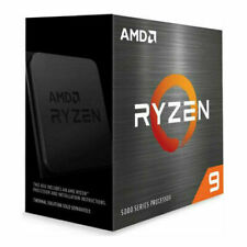 AMD Ryzen 9 5900X Processore per PC (4,8GHz, 12 Core, Socket AM4) Box - 100-100000061WOF