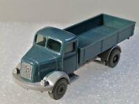 Wiking ( 414/1 CS 606/1B )  - Henschel HS 100 , blau / grau , 60er Jahre , T@P
