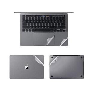 LENTION Upper+Bottom Protective Cover Glittery Skin For 2020 MacBook Pro 13 M1