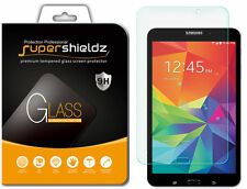 2-Pack Supershieldz Tempered Glass Screen Protector For Samsung Galaxy Tab 4 8.0