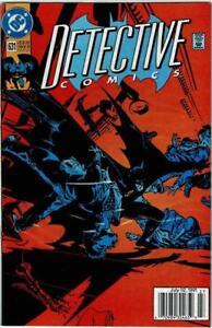 DETECTIVE COMICS (1937 Series) 631 632 633 634 635 636 637 Ann 4 - All Near Mint