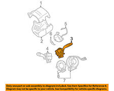 TOYOTA OEM 02-04 Camry-Windshield Wiper Switch or Lever 8465206090