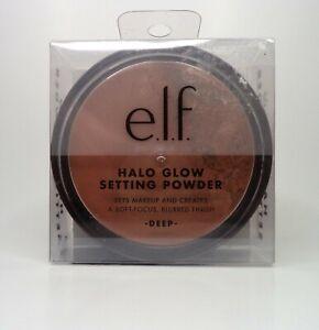 Elf Halo Glow Setting Powder Deep Shade Cruelty Free Vegan 83392 Dark 0A03ED