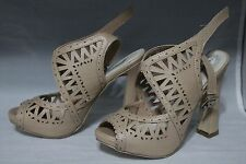 NWT Lovely People Woman's Dorothy Pink Beige Shoe Size 7M